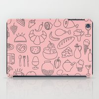 chef iPad Cases featuring Master Chef by Kathrene