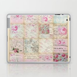 Shabby Chic 1 Laptop & iPad Skin