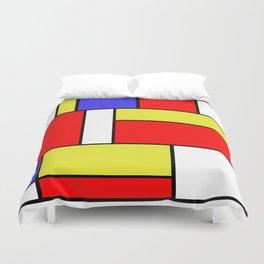 Mondrian #57 Duvet Cover