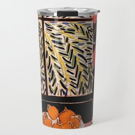 Matisse Exhibition poster 1979 Travel Mug