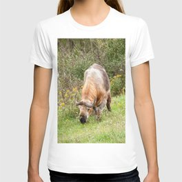 The Endangered Takin T-shirt