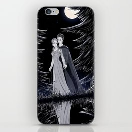 The Bride of the King of Serpents iPhone Skin