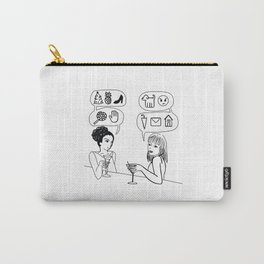 You Speak Excellent Emoji Carry-All Pouch