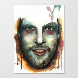 THA CLAPP Canvas Print