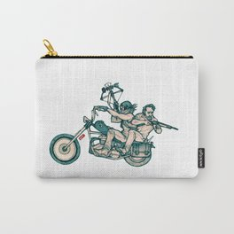 TWD_daryl dixon and rick grimes Carry-All Pouch