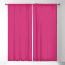 Beetroot Purple Blackout Curtain