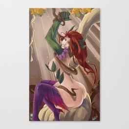 Zyra Poster Print Canvas Print