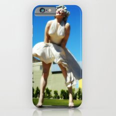 Giant Marilyn iPhone 6s Slim Case
