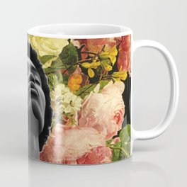 Head full of flowers Coffee Mug