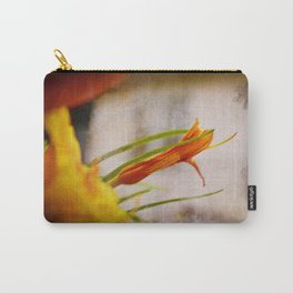 Dawn Lily Carry-All Pouch