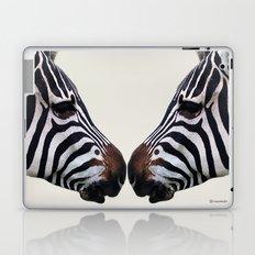 Zebra Love Laptop & iPad Skin