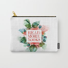 Read More Books Carry-All Pouch