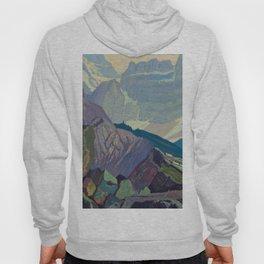 Goat Range Rocky Mountains, 1932, McMichael Canadian J.E.H. Macdonald Hoody