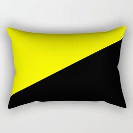 Anarcho Capitalism Rectangular Pillow