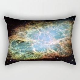 Crab Nebula Rectangular Pillow