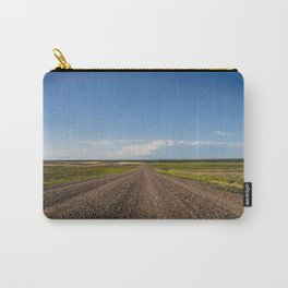 Summer Roads, Glasgow, Montana 2 Carry-All Pouch