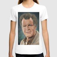 fringe T-shirts featuring Walter Bishop (Fringe) by San Fernandez