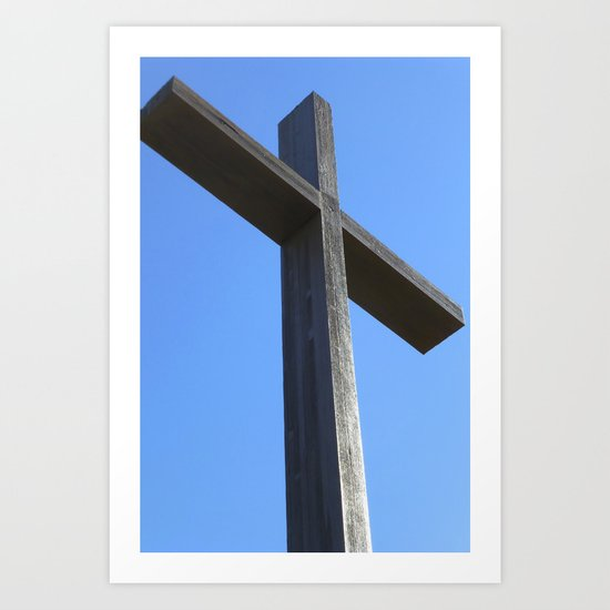 He is Risen! Art Print