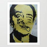 Dali te quiere.. Art Print