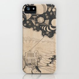 Creator Is Nobody : The Factory iPhone Case