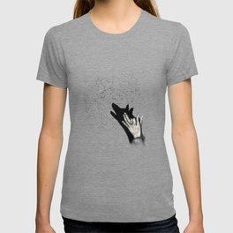 Howling at cosmos T-shirt