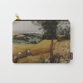 Pieter Bruegel the Elder, The Harvesters Carry-All Pouch