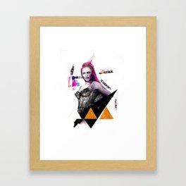 GUILTIER Framed Art Print