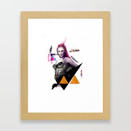 GUILTIER Framed Art Print