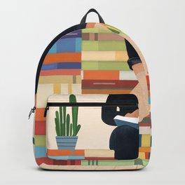 Books!! Backpack