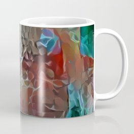 Collaged New Mite Coffee Mug
