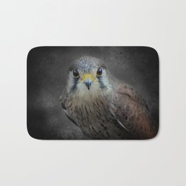 A Kestrel called Rosie Bath Mat