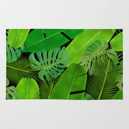 Plants leafs pattern iPhone 4 4s 5 5c 6 7, pillow case, mugs and tshirt Rug