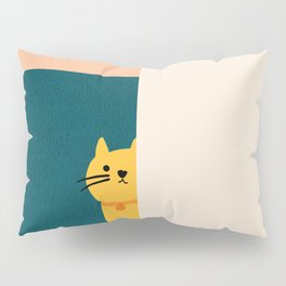 Little_Cat_Cute_Minimalism Pillow Sham