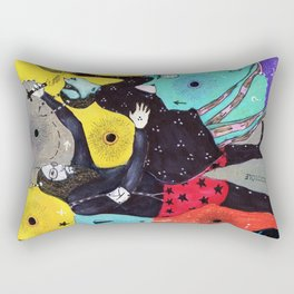 Khlysty Way Rectangular Pillow