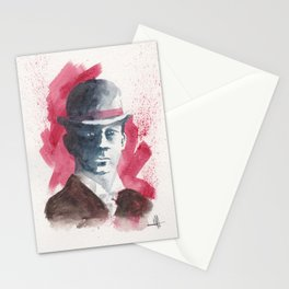 the name's jack Stationery Cards