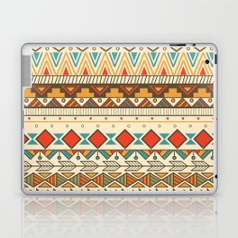 Aztec pattern 03 Laptop & iPad Skin
