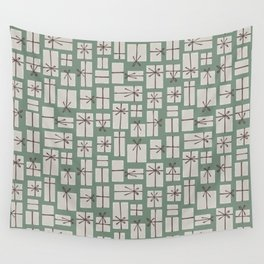 Gift box pile  Wall Tapestry