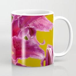 Beautiful Flowers on Fall Colors #decor #society6 #buyart Coffee Mug