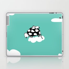 Flying Turtle by McKenna Sanderson Laptop & iPad Skin