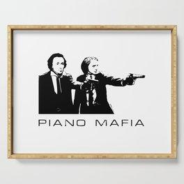 Piano Mafia - Chopin, Liszt Serving Tray