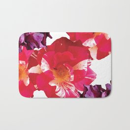 Roses Beautiful and Jazzy Bath Mat