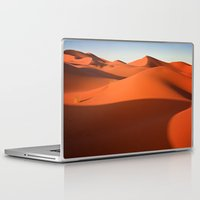 desert Laptop & iPad Skins featuring Desert by GF Fine Art Photography