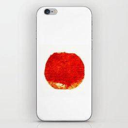 La boule  iPhone Skin