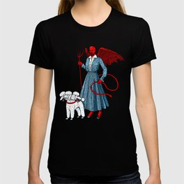 Devil With A Blue Dress On T-shirt
