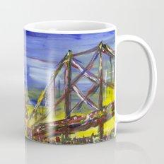 Philly Skyline with Ben Franklin Bridge Mug