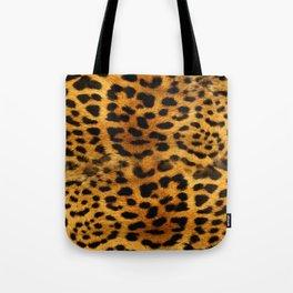 leopard pattern Umhängetasche