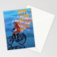 Fireman Stationery Cards