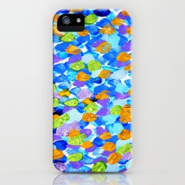 Small Dots iPhone Case