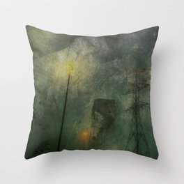 Treachery Throw Pillow