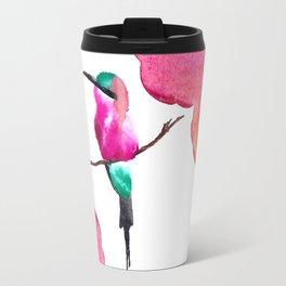Carmine Bee eater Travel Mug